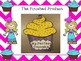 The Perfect Cupcake Craftivity - Writing with Time Order Words - Common Core K-4