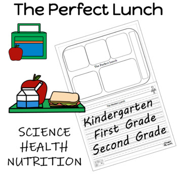 The Perfect Lunch Writing Activity