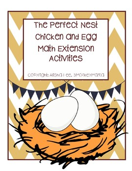 The Perfect Nest Chicken and Egg Math Extension Activities