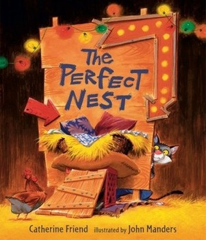 The Perfect Nest Reading Guide (Common Core Aligned)