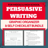 PERSUASIVE ESSAY TEMPLATE WITH WRITING TIPS