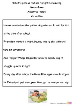 The Perfect Pet QR Code Comprehension Pack