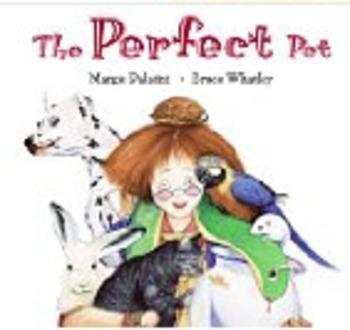 The Perfect Pet Treasures Flipchart