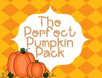 The Perfect Pumpkin Pack