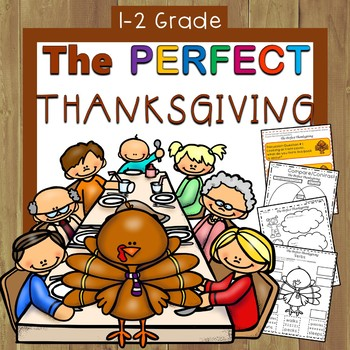 The Perfect Thanksgiving Book Companion