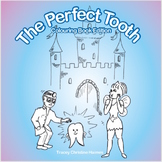 The Perfect Tooth - Colouring Book Edition (Spreads) boys