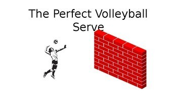 The Perfect Volleyball Serve