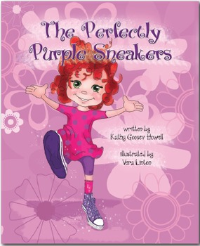 The Perfectly Purple Sneakers (Set of 6 Hardcover Books)