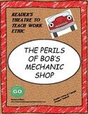 The Perils of Bob's Mechanic Shop