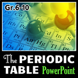 Periodic Table - PowerPoint {Editable}