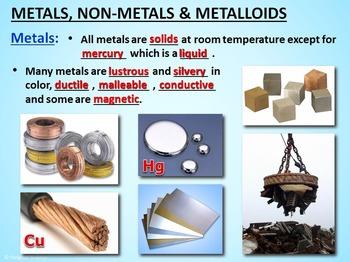Periodic Table - PowerPoint {Editable}