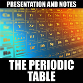 The Periodic Table Presentation and Notes | Distance Learning