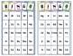 The Periodic Table of Elements BINGO