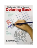 The Periodic Table of Elements Coloring Book