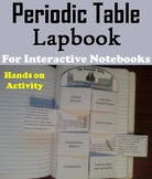 Periodic Table Activity: Interactive Notebook Foldable