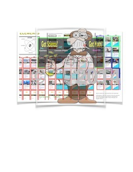 The Periodic Table of Elements. Increase interest in Chemistry, and S.T.E.M.