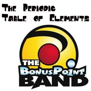 The periodic table of elements mp3 song by the bonus point band the periodic table of elements mp3 song urtaz Images