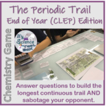 The Periodic Trail - CLEP Chemistry Review Game