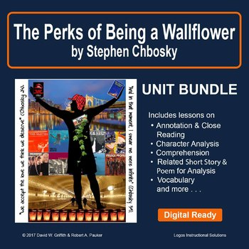 The Perks of Being a Wallflower by Stephen Chbosky: Unit Bundle