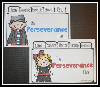 The Perseverance Files