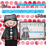 The Perseverance Files and Pamphlet.