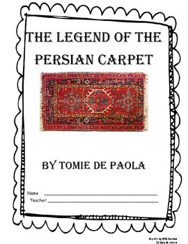 The Legend of the Persian Carpet Booklet
