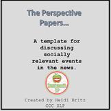 Social Skills Activities Perspective taking