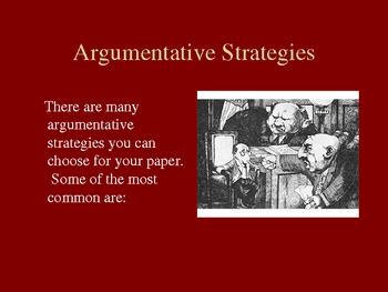 The Persuasive Essay Lesson