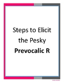 The Pesky Prevocalic R