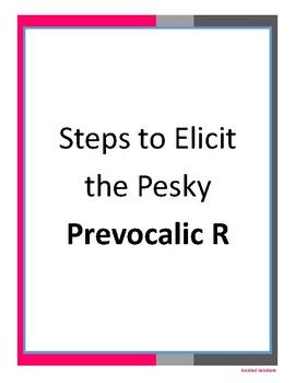 The Pesky Prevocalic R