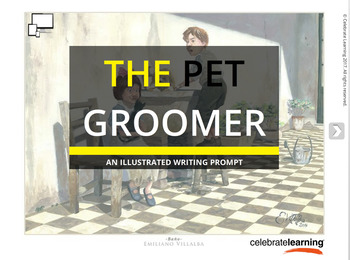 The Pet Groomer - An Illustrated Writing Prompt