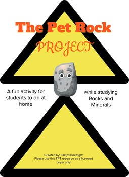 The Pet Rock Project