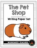The Pet Shop Writing Paper Set
