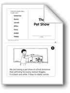The Pet Show (Level H)
