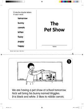 The Pet Show (Level H)