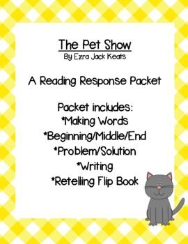The Pet Show by Ezra Jack Keats
