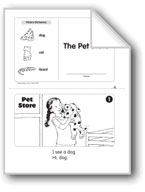 The Pet Store (Level A)