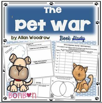 The Pet War by Allan Woodrow - Book Study