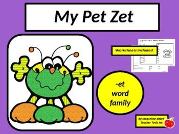 The Pet Zet E-Book