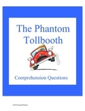 Text Dependent Questions for The Phantom Tollbooth [A play]