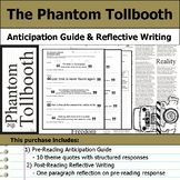 The Phantom Tollbooth - Anticipation Guide & Reflection