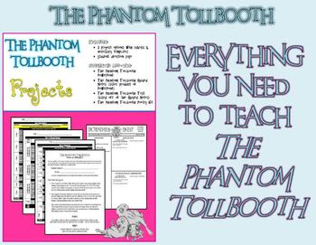The Phantom Tollbooth BASICS Bundle