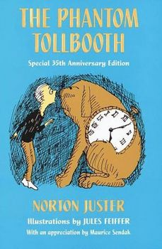 The Phantom Tollbooth Book Poster