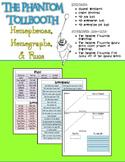The Phantom Tollbooth Center (Homophones, Homographs, & Puns)