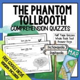 The Phantom Tollbooth Chapter by Chapter (The Phantom Tollbooth Questions)