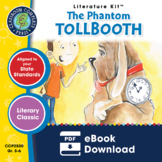 The Phantom Tollbooth - Literature Kit Gr. 5-6