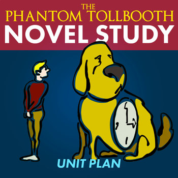 Phantom tollbooth discussion questions teaching resources teachers the phantom tollbooth novel study unit plan fandeluxe Gallery