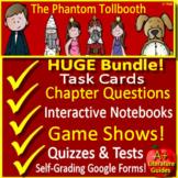 The Phantom Tollbooth Distance Learning Novel Study Print + SELF-GRADING GOOGLE