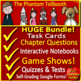 The Phantom Tollbooth NOVEL STUDY Distance Learning Print + SELF-GRADING GOOGLE