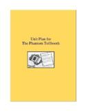 The Phantom Tollbooth Complete Literature and Grammar Unit